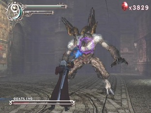 Devil May Cry 2 Playstation 2