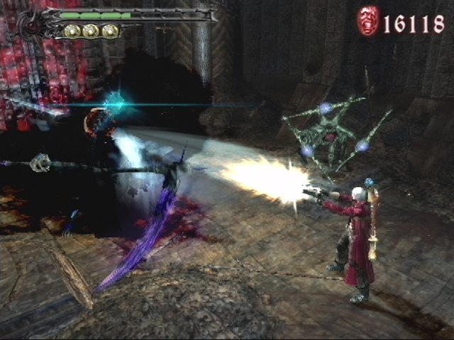 Images Devil May Cry 3 PlayStation 2 - 257