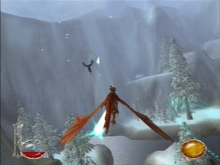 Test Drakan PlayStation 2 - Screenshot 10