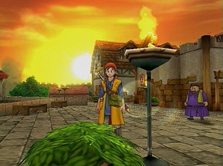 Test Dragon Quest : L'Odyssee Du Roi Maudit PlayStation 2 - Screenshot 956