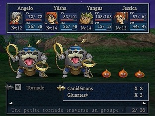 Test Dragon Quest : L'Odyssee Du Roi Maudit PlayStation 2 - Screenshot 957