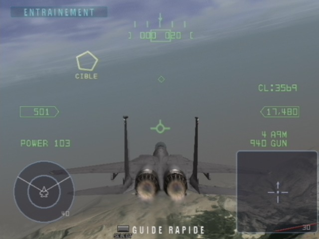 Energy Airforce : Aim Strike !