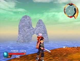 Test Evergrace PlayStation 2 - Screenshot 4