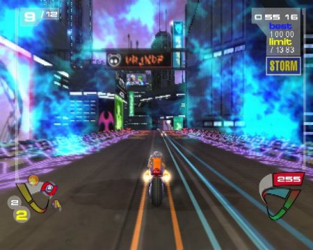 XGIII : Extreme G Racing