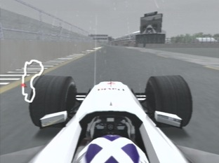 Test F1 Championship Saison 2000 PlayStation 2 - Screenshot 2