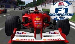 F1 Championship Saison 2000