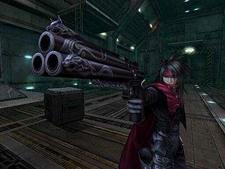 Final Fantasy 7 : Dirge Of Cerberus Fdocp2028