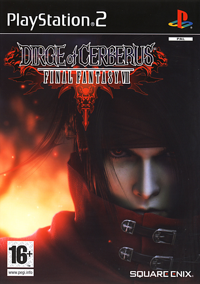 dirge of cerberus   final fantasy vii sur playstation 2