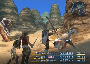 Test Final Fantasy XII PlayStation 2 - Screenshot 642