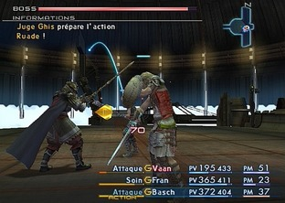 Test Final Fantasy XII PlayStation 2 - Screenshot 645