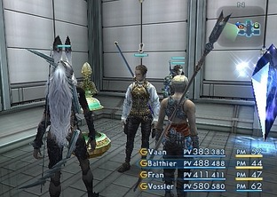 Test Final Fantasy XII PlayStation 2 - Screenshot 648