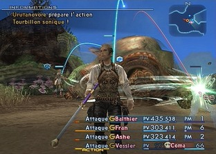 Test Final Fantasy XII PlayStation 2 - Screenshot 649