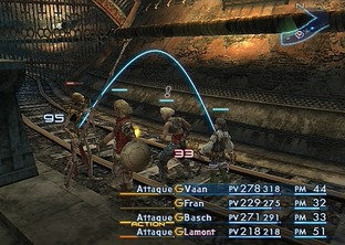 Test Final Fantasy XII PlayStation 2 - Screenshot 650