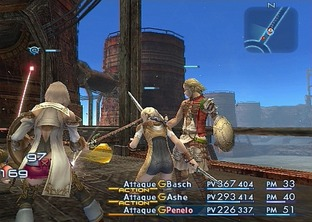 Test Final Fantasy XII PlayStation 2 - Screenshot 652