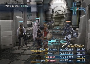 Test Final Fantasy XII PlayStation 2 - Screenshot 653