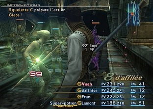 Test Final Fantasy XII PlayStation 2 - Screenshot 659