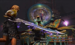 Final Fantasy X PS2 - Screenshot 320