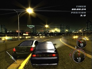 Test The Fast And The Furious : Tokyo Drift PlayStation 2 - Screenshot 7