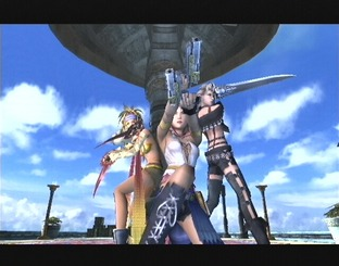 Test Final Fantasy X-2 PlayStation 2 - Screenshot 39