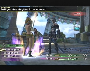 Test Final Fantasy X-2 PlayStation 2 - Screenshot 40