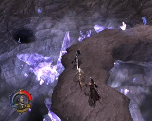 Test Forgotten Realms : Demon Stone PlayStation 2 - Screenshot 144