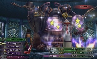 Final Fantasy X-2 PS2 - Screenshot 130