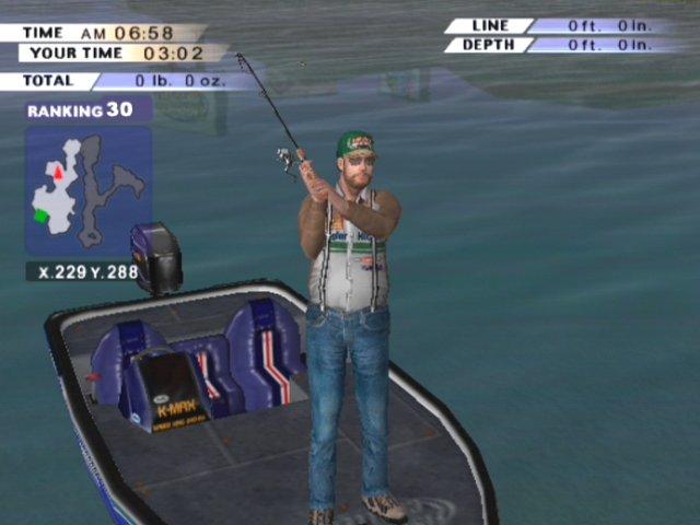 Fisherman's Challenge