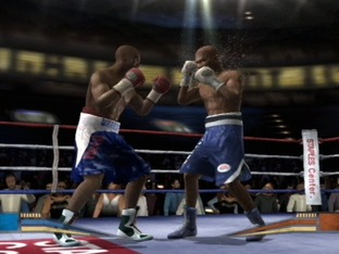 Test Fight Night : Round 2 PlayStation 2 - Screenshot 40