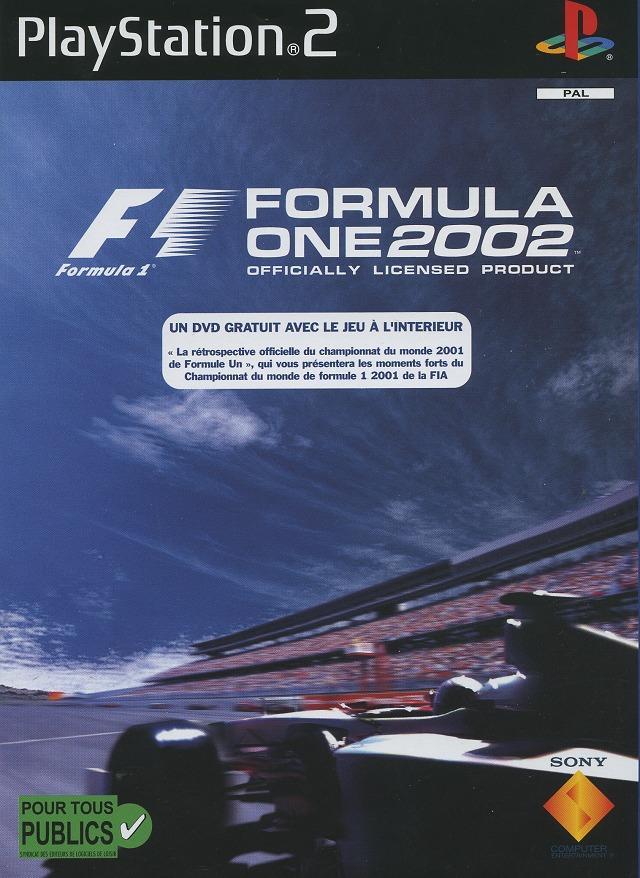 jeuxvideo.com Formula One 2002 - PlayStation 2 Image 1 sur 10