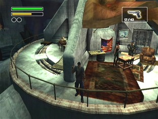 Test Freedom Fighters PlayStation 2 - Screenshot 7