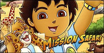 Test du jeu go diego mission safari sur ps2 - Jeux de go diego ...