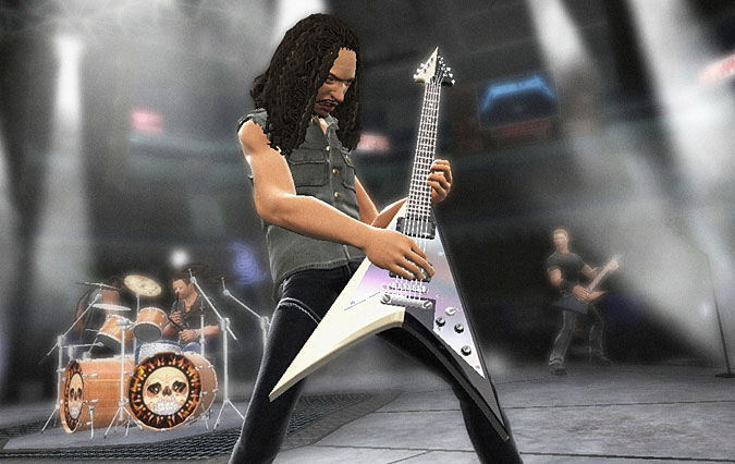 Guitar Hero : Metallica