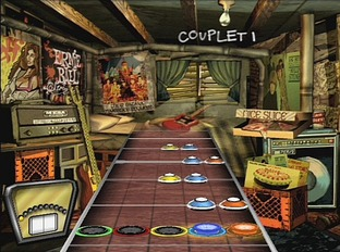 Test Guitar Hero 2 PlayStation 2 - Screenshot 37