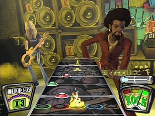 Test Guitar Hero 2 PlayStation 2 - Screenshot 38