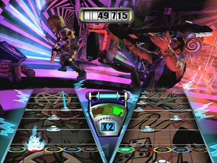 Test Guitar Hero 2 PlayStation 2 - Screenshot 39