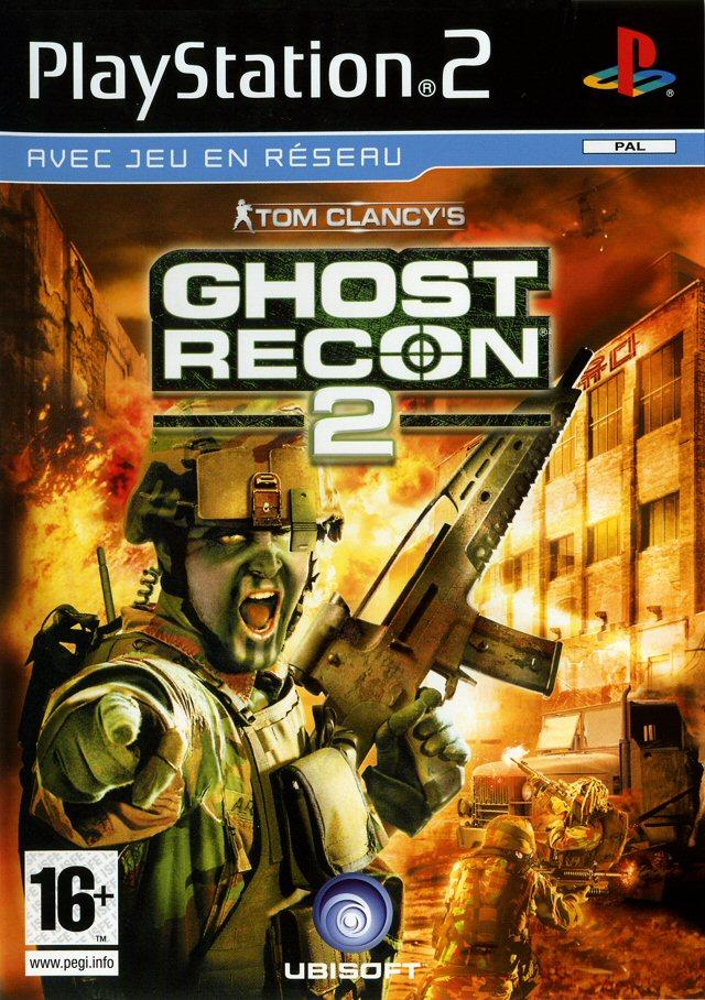 ghost recon jeu playstation - photo #12