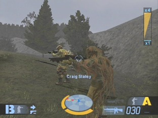 Test Ghost Recon PlayStation 2 - Screenshot 5