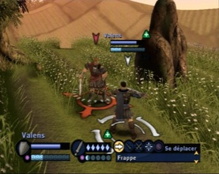 Test Gladius PlayStation 2 - Screenshot 40