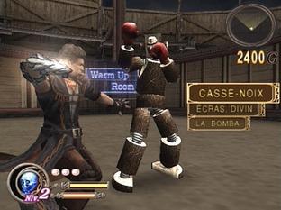 God Hand PlayStation 2