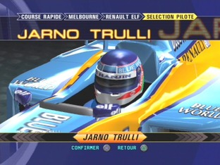 Test Grand Prix Challenge PlayStation 2 - Screenshot 6