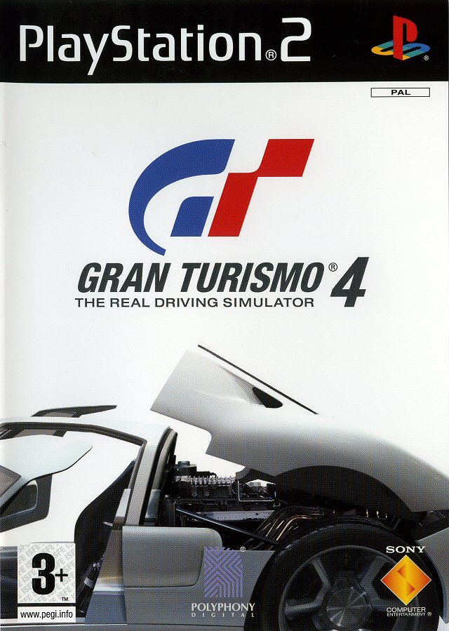gran turismo 4 sur playstation 2. Black Bedroom Furniture Sets. Home Design Ideas