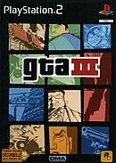 Jaquette Grand Theft Auto III - PlayStation 2