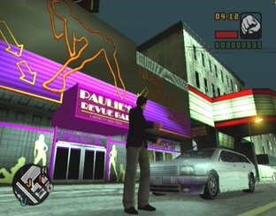 Grand Theft Auto : Liberty City Stor