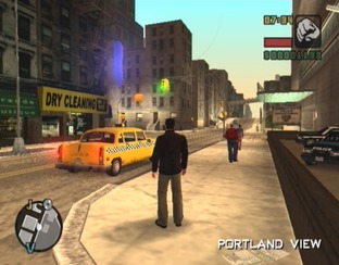 Test Grand Theft Auto : Liberty City Stories PlayStation 2 - Screenshot 2