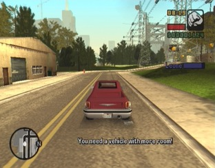 Grand Theft Auto : Liberty City Stories Playstation 2