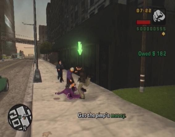 Grand Theft Auto GameCube