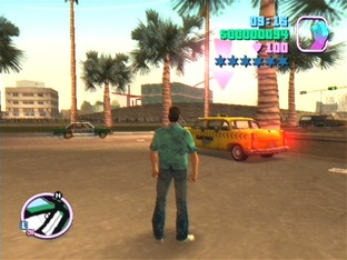 Test Grand Theft Auto : Vice City PlayStation 2 - Screenshot 13