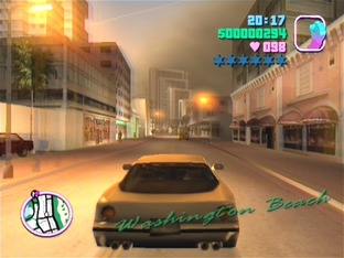 Grand Theft Auto : Vice City PlayStation 2