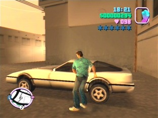 Test Grand Theft Auto : Vice Cit