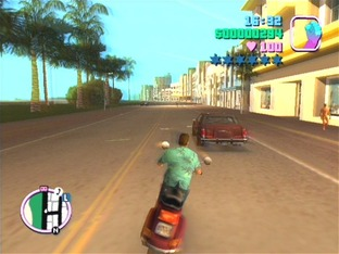 Test Grand Theft Auto : Vice City PlayStation 2 - Screenshot 18